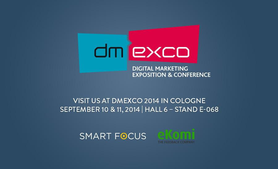 Blog – eKomi @ DMEXCO